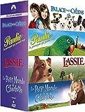 Paramount Collection Animaux: Palace pour Chiens + Paulie Le Perroquet Qui parlait trop + Lassie +...