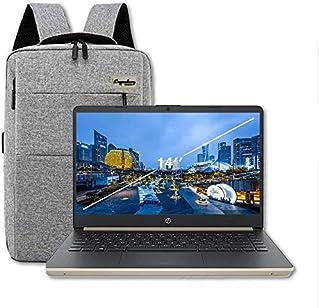 2020 HP 14 Inch HD Premium Laptop PC, 10th Gen Intel Quad Core i5-1035G4 (Beat i7-8550U), 8GB RAM, 128GB SSD, USB 3.1 Type...