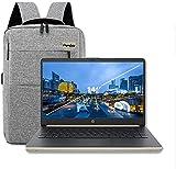 2020 HP 14 Inch HD Premium Laptop PC, 10th Gen Intel Quad Core i5-1035G4 (Beat i7-8550U), 8GB RAM, 128GB SSD, USB 3.1 Type C, Windows 10 S W/ Legendary Accessories