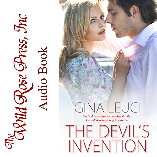 The Devil's Invention audiobook cover art