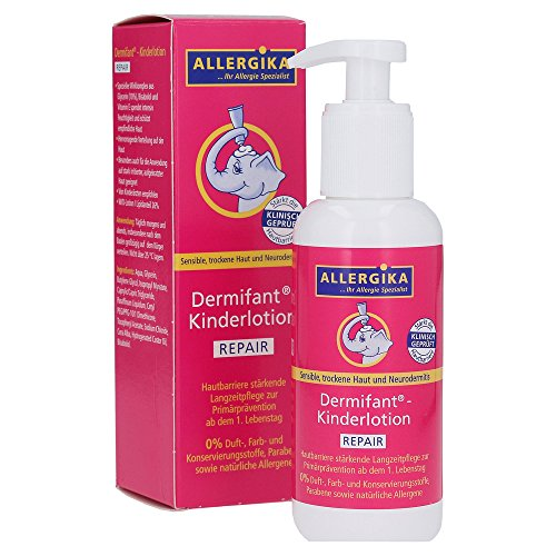 Dermifant Kinderlotion Repair, 200 ml