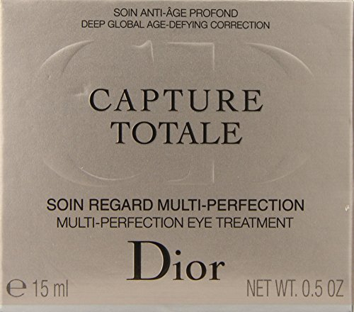 Capture Totale Multi-Perfection Eye Treatment By Christian Dior for Unisex, 0.5 Ounce