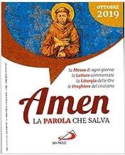 Permalink to Amen. La parola che salva. Ottobre 2019 (2019) PDF