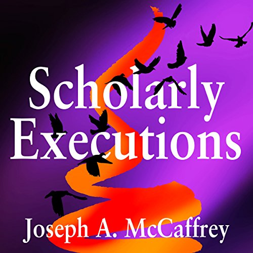 Scholarly Executions audiobook cover art