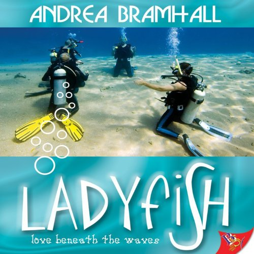 Ladyfish audiobook cover art