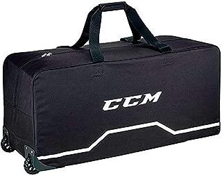 CCM Unisex EBP320Wh Core Player Wheel Bag, Adult