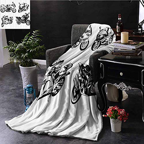 GGACEN bank deken bloemen kunst afdrukken aquarel schilderij ik weet wat liefde is omdat o omkeerbare zachte stof voor bank bank bank gemakkelijk zorg