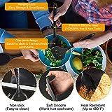 Zoom IMG-2 amanka 12 pezzi utensili cucina
