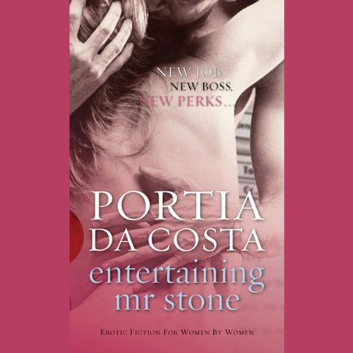Entertaining Mr Stone audiobook cover art
