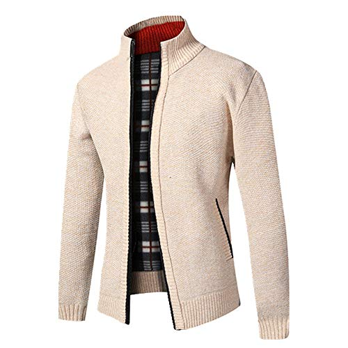 N\P Otoño e Invierno De Los Hombres Suéter De La Chaqueta De Suéter