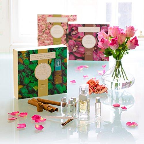 Parfümstudio Dein eigenes parfüm set - the natural collection