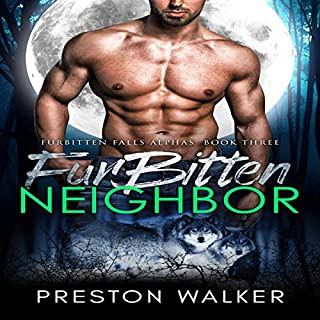 Furbitten Neighbor audiobook cover art