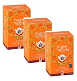 English Tea Shop Rooibos Biologico Made in Sri Lanka - 3 x 20 Sachets (120 Gram)