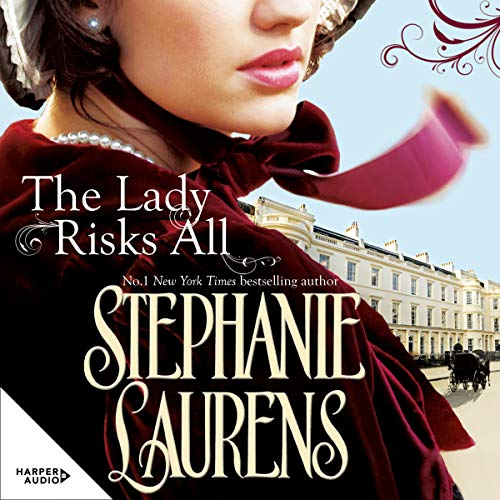 The Lady Risks All cover art