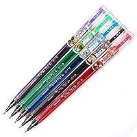 Monami Loveペット新しいリリースボールペンペン0.38MM正方形5ペン