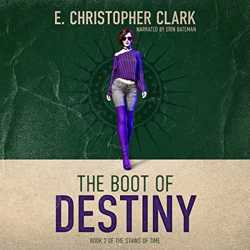 Page de couverture de The Boot of Destiny