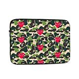 Bathing Ape Laptop Sleeve Case Bag Pouch Case For Notebook Tablet Pc 10' 12' 13' 15' 17' Inch 17 Inch