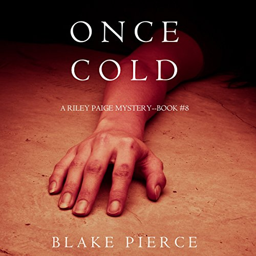 Once Cold audiobook cover art