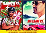 Magnum P.I.: Seasons 1 2 DVD