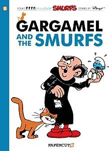 The Smurfs Graphic Novels 9巻 表紙画像