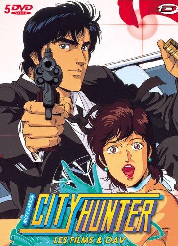 City Hunter (Nicky Larson) -Intégrale Films+OAV