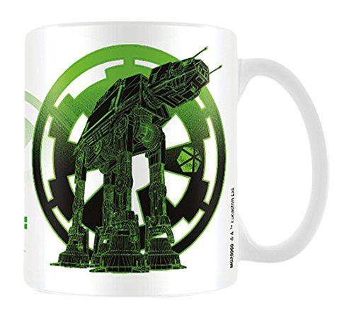 GB eye Taza Star Wars Rogue One ATAT, cerámica, Multicolor, Unico