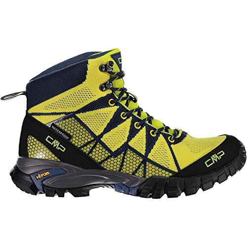 CMP Trekkingschuhe Outdoorschuh TAURI MID Trekking Shoe WP hellgrün wasserdicht