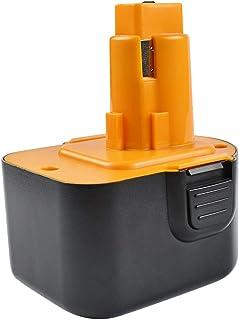 Battool - Batería de repuesto para Black & Decker A9252 A9275 A9252 A9275 PS130A HP331 CD120G CD1200 Firestorm (12 V, 3500 mAh, Ni-MH)