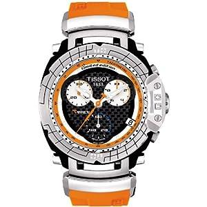 Tissot Men's T-Race Nicky Hayden 2008 Limited Editon watch #T027.417.17.201.00 image