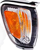 Dorman 1631073 Front Passenger Side Turn Signal / Parking Light Assembly for Select Toyota Models
