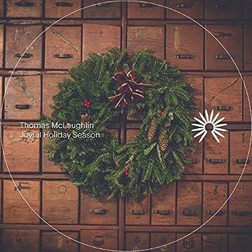 Joyful Holiday Season (Piano)
