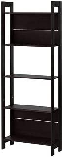 IKEA Laiva Bookcase Black Brown 401.785.91 Size 24 3/8x65