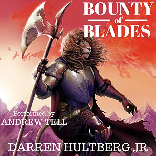Bounty of Blades: A Cultivation Novel audiobook cover art