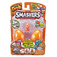 Smashers Smash Ball Series 3 Dino - 3 Pack