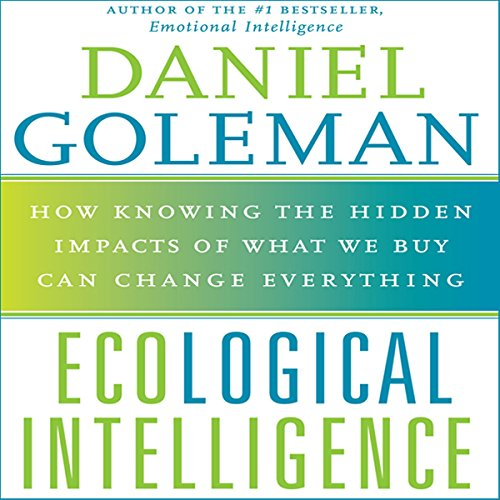 Ecological Intelligence audiobook cover art