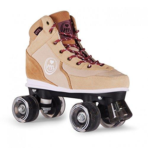 BTFL Rollschuhe für Damen und Mädchen/Discoroller/Rollerskates Trends Coco (EU: 36-42) Größe 36