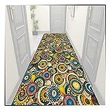 ZHAOHUI-alfombras pasillo, No Derramamiento Bajo Pila Zona...