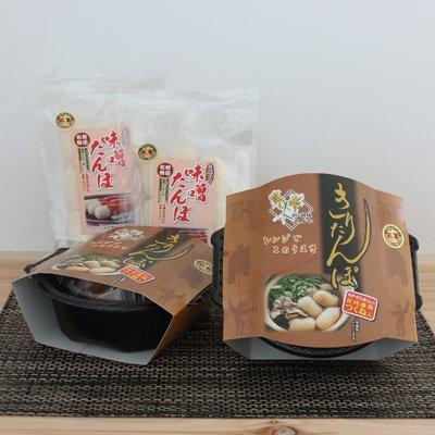 レンジでチンするきりたんぽ3個セット〔きりたんぽセット(500g)、味噌たんぽ(330g)×各2〕