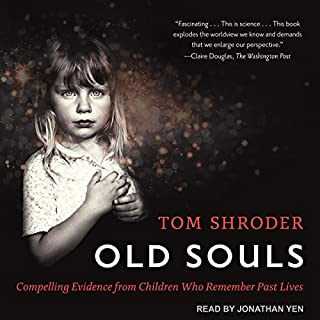 Old Souls audiobook cover art
