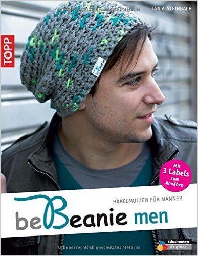 beBeanie men: Häkelmützen für Männer (kreativ.kompakt.) von Tanja Steinbach ( 12. August 2014 )