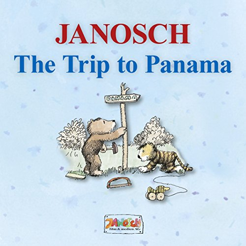 The Trip to Panama audiobook cover art