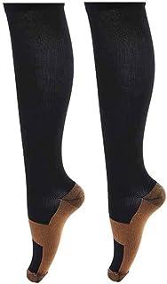 DXR Compression Socks for Women & Men,Fit for Running, Athletic Sports, Travel
