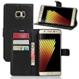 Manyip Samsung Galaxy Note7 Case PU Leather Stand Wallet