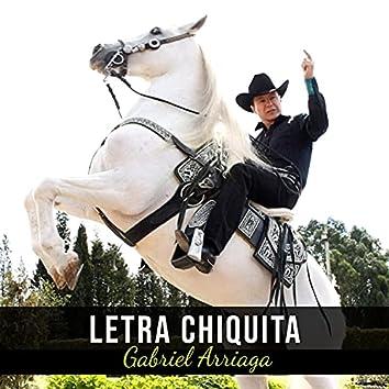 Letra Chiquita