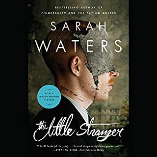 The Little Stranger audiobook cover art