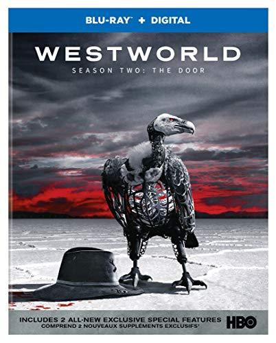 Westworld: L'Intégrale de la Deuxième Saison (Bilingue) [Blu-ray] - 0