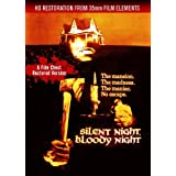 Silent Night Bloody Night [DVD] [Import]
