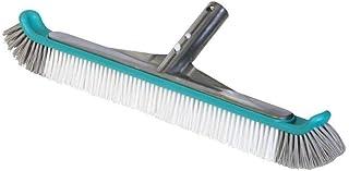 Gre 40046N - Cepillo Aluminio para Limpiar Fondo y Paredes de Piscina- 45 cm
