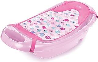 Summer Infant Splish 'n Splash Tub, Pink, Piece of 1