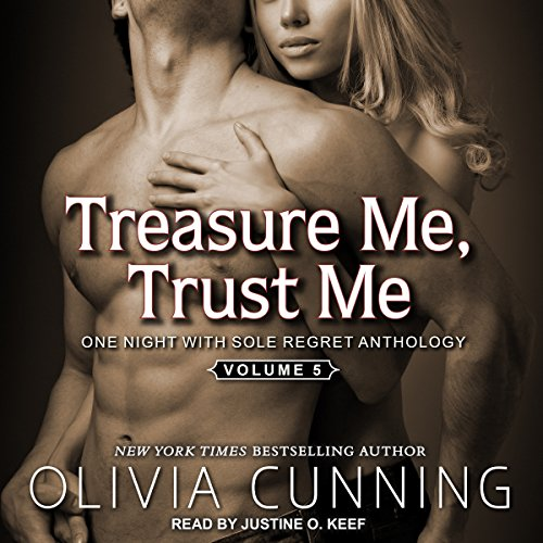 Treasure Me, Trust Me audiobook cover art